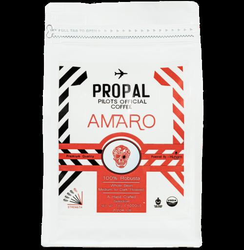 قهوه اسپرسو پروپل امارو amaro