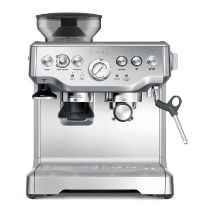 دستگاه قهوه ساز Breville مدل barista express