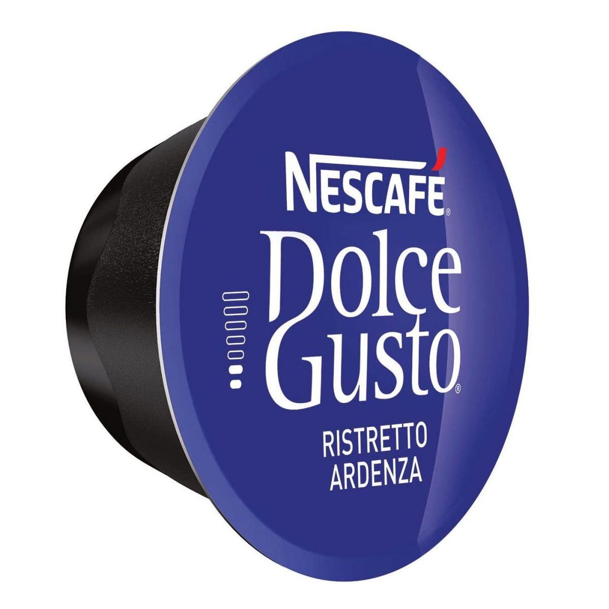 کپسول قهوه دولچه گوستو مدل ریسترتو آردنزا RISTRETTO ARDENZA