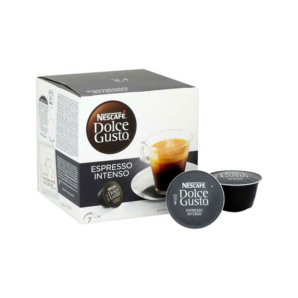 کپسول قهوه دولچه گوستو مدل اسپرسو اینتنسو Espresso Intenso