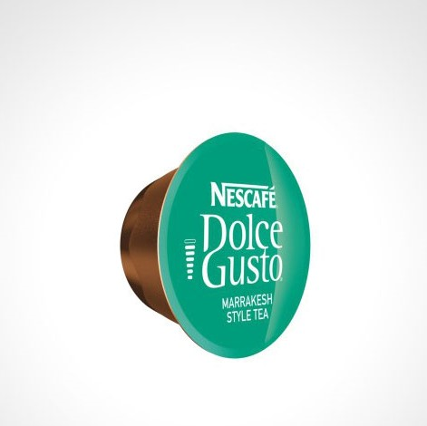 کپسول قهوه دولچه گوستو مدل چای مراکش